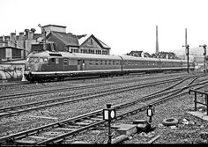 RailPictures.Net Photo: 630 Deutsche Bundesbahn DMU at Oker, Germany by J Neu, Berlin