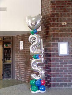 column balloons - Buscar con Google