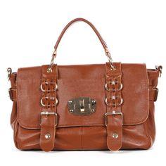 Vintage Brown Weave Leather Messenger Bag&Shoulder Bag|Fashion Handbags - Fashion Bags- ByGoods.com