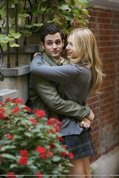 Season 1 when they were first in love