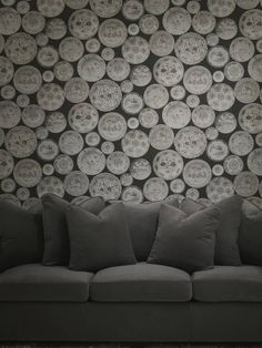 Buy Andrew Martin Cargo Wallpaper online with Houseology Price Promise. Full Andrew Martin collection with UK & International shipping. Classic Wallpaper, Graphic Wallpaper, Unique Wallpaper, Grey Wallpaper, Fabric Wallpaper, Pattern Wallpaper, Painted Ceramic Plates, Hand Painted Ceramics, Porcelain Ceramics