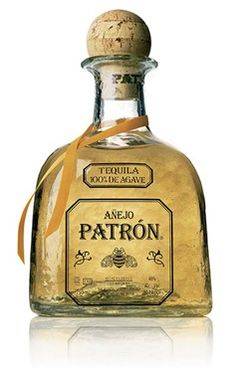 Patron Anejo Tequila-Patron, a new classic in tequila | spiritedgifts.com