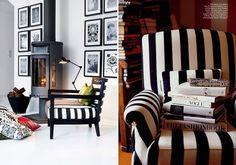 decoracao-listras-preto-e-branco