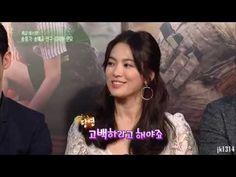 송중기 송혜교 송송커플 Song Joong Ki Song Hye Kyo MV I Found Love Song Song Couple...