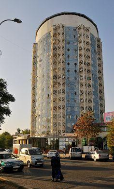 Residential complex, Dushanbe, Tajikistan