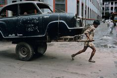 Calcutta, India by Steve McCurry