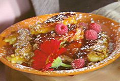 Baked French Toast Casserole Recipe : Paula Deen : Food Network - FoodNetwork.com