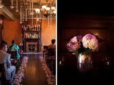 Chic Purple Wedding at Ceviche Orlando by ARtPhotoSoul.com