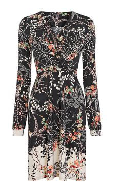 Clothing   Other PRETTY 70s WRAP DRESS   Warehouse