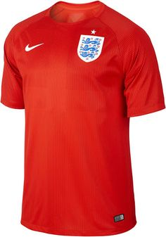 86b979a70 Nike England 2014 World Cup Home and Away Kits Released! - Footy Headlines  World Cup