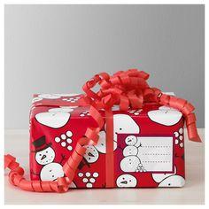 Заручися допомогою потішних сніговиків у підготовці ідеального сюрпризу для рідних та близьких цього святкового сезону;)  #папір #обгортка #подарунок #сніговик #wrappingpaper #snowman #christmas #diy #tohome