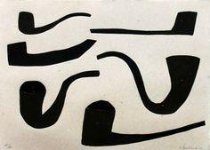 ( reminds me of Rene Magritte ) Fantasy Illustration, Botanical Illustration, Painting Prints, Art Prints, Black And White Drawing, Botanical Drawings, Beautiful Paintings, Line Art, Artsy