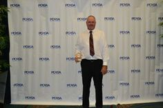 2014 #PCASA Softball Coach of the Year - John Bridges from Lake Region High School