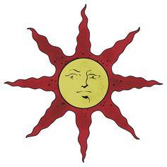 Praise the sun Dark Souls Solaire, Cyberpunk, Zelda Tattoo, Dark Souls Art, Soul Game, Soul Tattoo, Dark Blood, Praise The Sun, Sun Logo