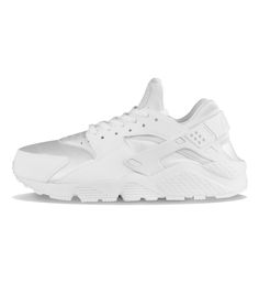 Nike WMNS Air Huarache Run White / White - Nike Womens