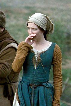 Robe de marianne dans Robin des Bois