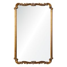 Toulouse Gold Mirror Cooper Classics Wall Mirror Mirrors Home Decor Wood Framed Mirror, Round Wall Mirror, Framed Wall, Mirror Mirror, Square Mirrors, Mantle Mirror, Mirror Collage, French Mirror, Cover Books
