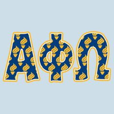 This is a perfect design for wooden letters! Alpha Phi Omega, Alpha Sigma Alpha, Fraternity Gifts, Greek Life, Wooden Letters, College Life, Shirt Ideas, Jesus Christ, Fun Stuff