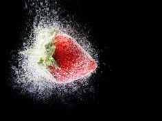 Strawberry Madagascar Bourbon Vanilla Bean Sugar