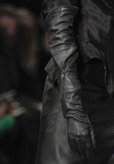 Paris Fashion week. AUTOMNE-HIVER 2012-2013. ANN DEMEULEMEESTER