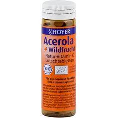 #HOYER naturalna witamina C Vitamin C, Coconut Oil, Jar, Food, Essen, Meals, Yemek, Jars, Eten