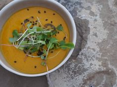 Raw Food #Recipes From Tuscany With Matthew Kenney And Anna Getty