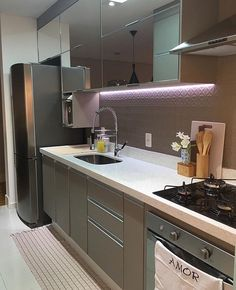 """931 curtidas, 21 comentários - @apedecor1204 (@apedecor1204) no Instagram: """"Cozinha linda do @nossoape236  . . . . #decor #marcenaria #casanova #decoracaodecasa…"""""""