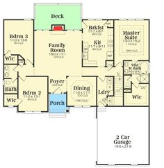 Plan 75450GB: 3 Bed Craftsman with Optional Bonus Room