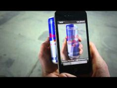 Red Bull Augmented Racing. Users first had to buy and line up a series of cans. Despite the barriers to engagement, it was really successful.