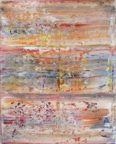 """Saatchi Art Artist: Harry Moody; Oil 2014 Painting """"abstractwithfloatinghorizens # 29"""""""