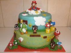 Gateaux Mario 57251