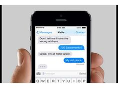 What's New In Apple's iMessage In iOS 10