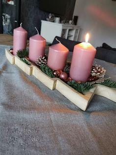 Adventskranz 2019 - New Ideas Granite Flooring, Brick Flooring, Wooden Flooring, Concrete Floors, Advent, The Slate, Stone Tiles, Floor Design, Pure Products