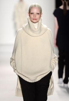 Cozy up with Parkchoonmoo Fall 2013 #MBFW