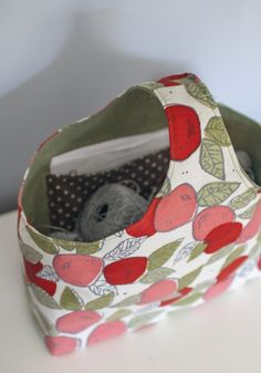 Our Reversible Box Tote is the perfect project bag!Great for carrying around all your knitting projects, journals, notes, & yarn spools! Heck you could even use this for the beach, for shopping, or as a purse and more!Suitable for a beginner sewer and beyond the Reversible Box Tote is an easy...
