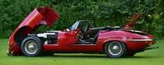 1973 Jaguar E Type V12 Roadster LHD