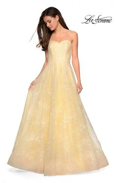 a9158dcf17d La Femme 27324 Prom Dress Shopping