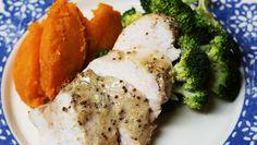 Mango Chicken Mango Chicken, Natural Yogurt, Steamed Broccoli, Mashed Sweet Potatoes, The Dish, Chutney, Wednesday, Dishes, Cooking