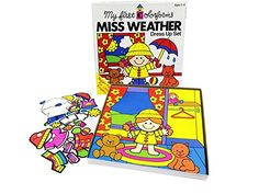 My First Colorforms - Miss Weather Dress up Set >>> Want additional info? Click on the image.