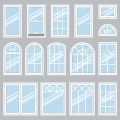 The type of window contributes to the overall style of a home, and the quality of a window contributes to its longevity. Consider window type, frame material, glazing, and method of installation when choosing new windows for the home.