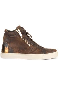 e3c3179bcb8 Top Antony Morato Guerrilla (bruin) Heren sneakers van het merk antony  morato . Uitgevoerd in bruin.