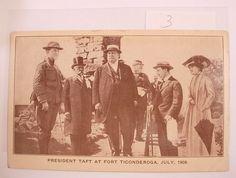 Vintage political postcard President Taft by NeatstuffAntiques, $45.00