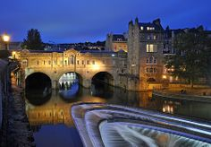 Pulteney Bridge & Weir