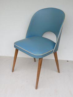 Vintage Sessel - 50er Jahre Armlehnsessel / Easy Chair - ein ...