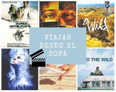 ¡10 películas de viajes que te harán viajar desde casa! - Caracol Viajero