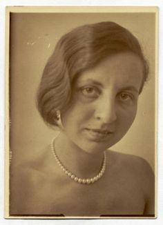 Gertrud Arndt, Self-portrait, 1930 Bauhaus-Archiv Berlin