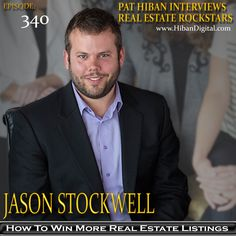 Jason Stockwell is a cut above the rest in the real estate brokerage business. He leads Team Stockwell which is a proactive real estate solutions organization. His team builds relationships to understand clients' goals & objectives in real estate... #realestate #podcast #pathiban #hibandigital #hibangroup #HIBAN #jasonstockwell #realestatesales #realestateagent #realestateagents #selling #sales #sell #salespeople #salesperson