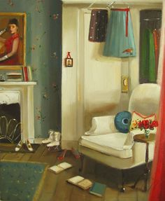 Catherine's-cluttered-room-