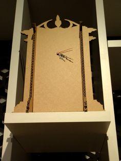 Reloj de Carton
