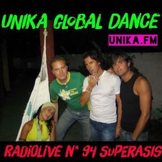 "Check out ""94.-UNIKA GLOBAL DANCE by SUPERASIS-Agenda Electronica#24.06.16-POR FIN ES VIERNES! PODCAST UNIKA.FM"" by SUPERASIS ""UNIKA GLOBAL DANCE"" on Mixcloud"